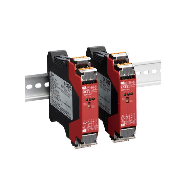 HR2S-301P/HR2S-301N型 安全继电器模块