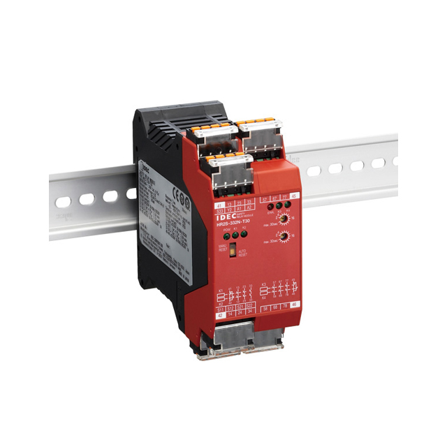 HR2S-332N-T075/T15/T30型 安全继电器模块