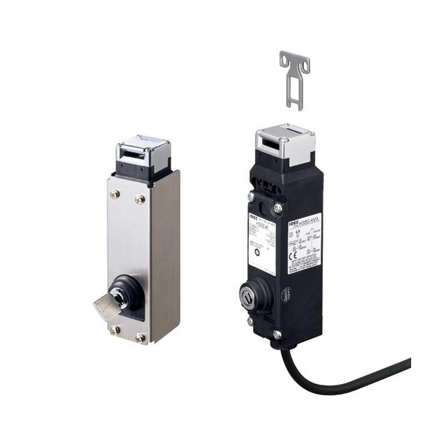 HS5E-K系列 钥匙锁定型安全开关
