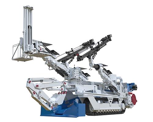 CZMY3-110/35Y煤矿用钻装锚机组