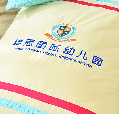 重庆幼儿园床上用品厂家