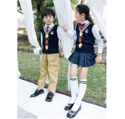 冬季幼儿园园服