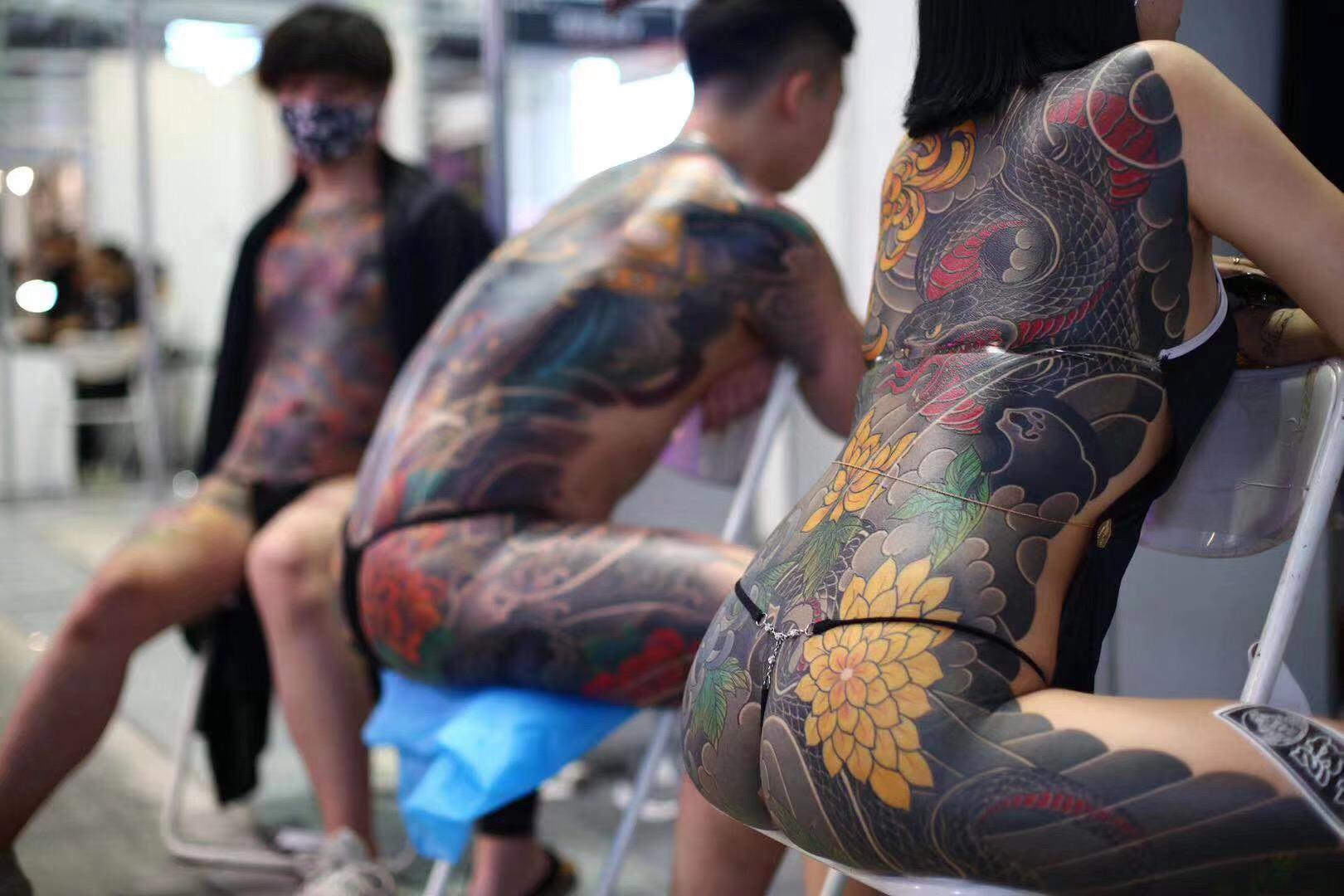 想学纹身就一定要了解什么是纹身!