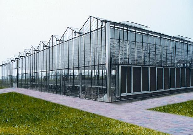 pc板温室大棚设计