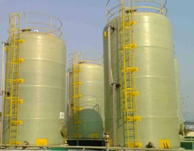 玻璃钢双壁罐基本优势和存储能力