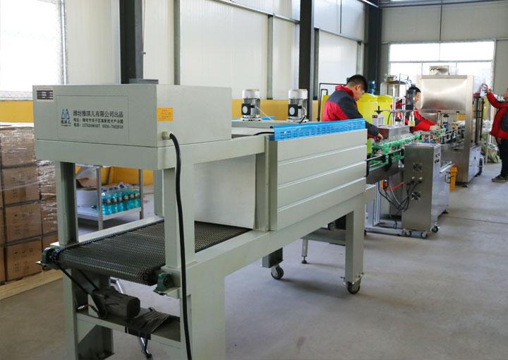 洗衣液生产设备发展现状
