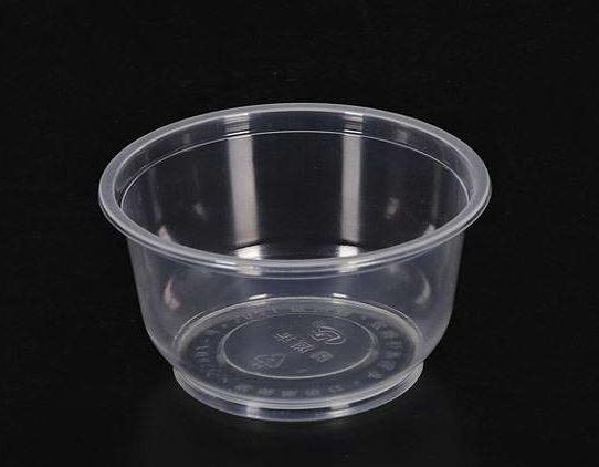 塑料小汤碗