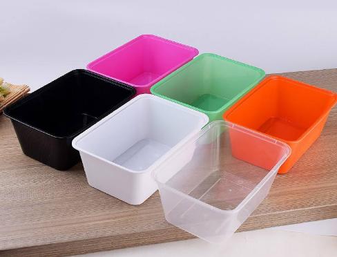 定制塑料打包盒