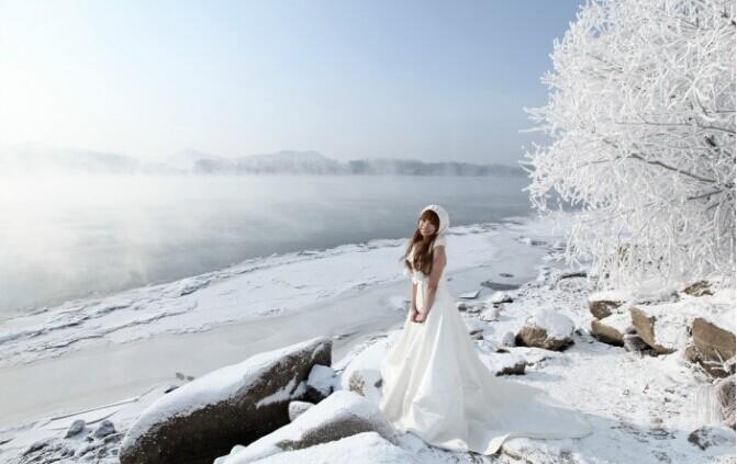 无锡冬天拍婚纱照应该穿什么样的婚纱照