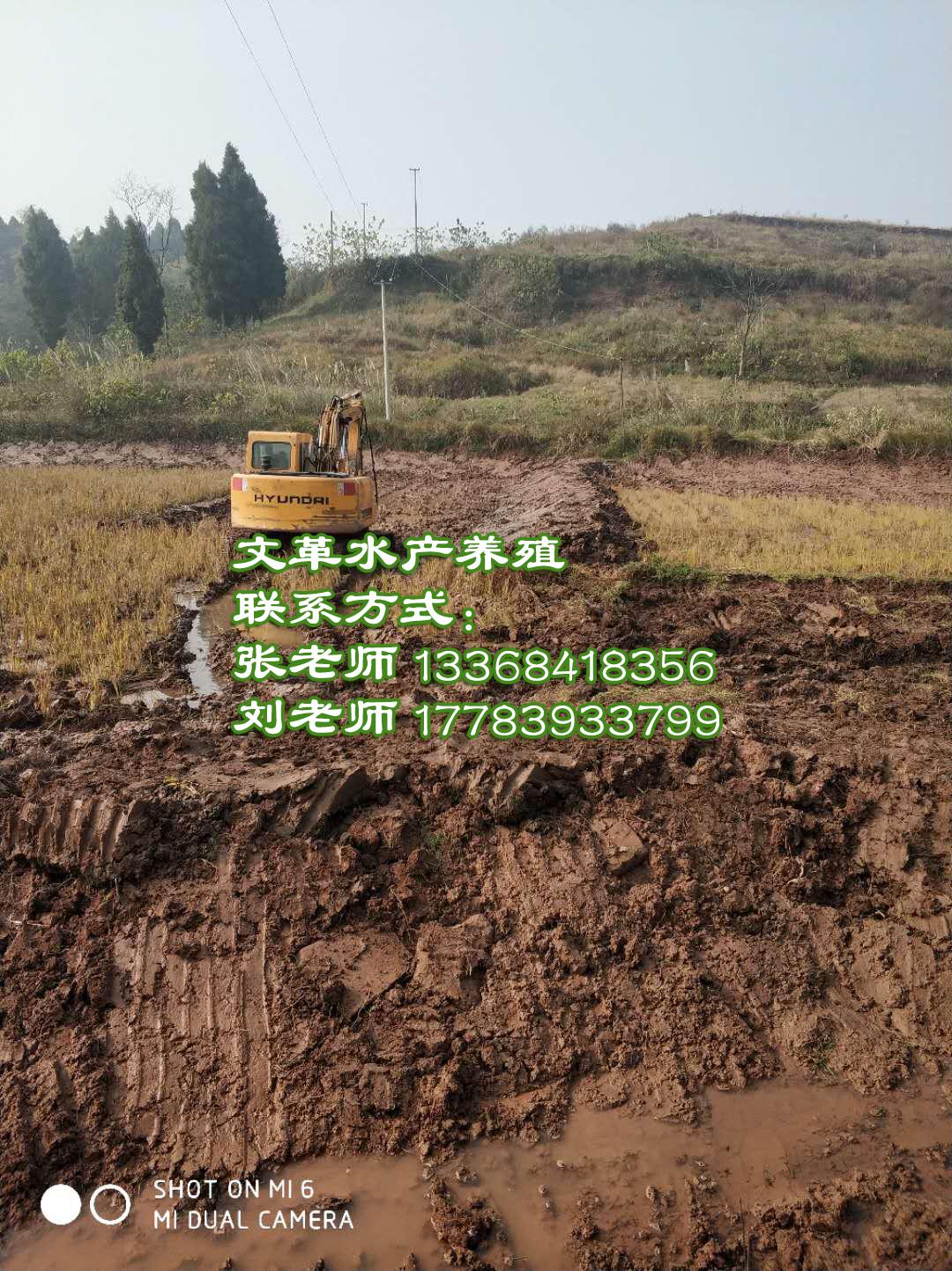 水产养殖基地修缮