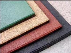 橡胶防护地垫产品