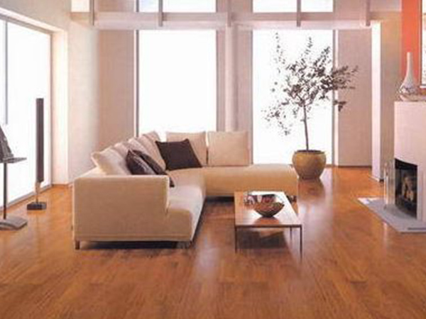 【上海】经纬城市绿洲 自发热实木地板安装实景欣赏