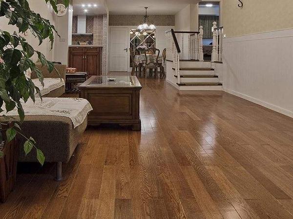 发热实木地板