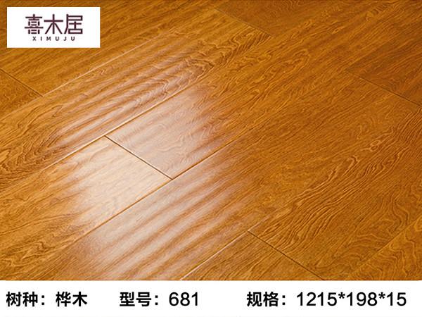 681桦木多层板