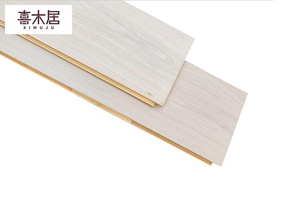 白蜡木复合新三层地板