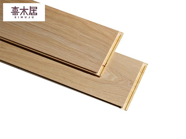 新三层白蜡木板