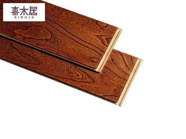 喜木居多层实木复合地板