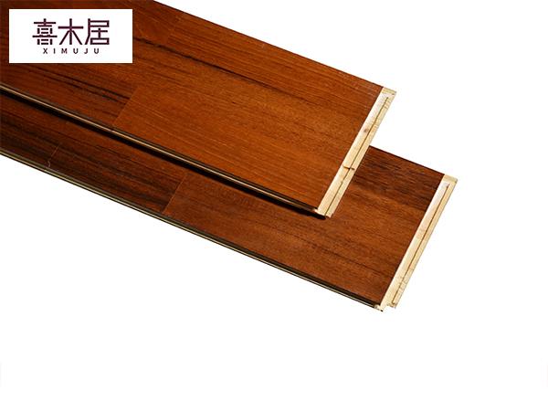 柚木三拼板