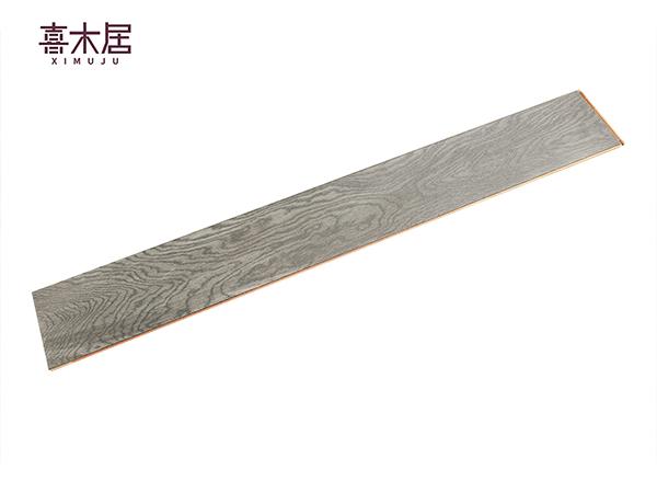 红橡多层复合实木地板