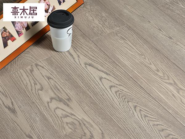 红橡多层实木地板批发