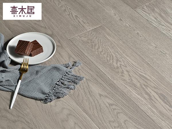 红橡复合多层实木地板