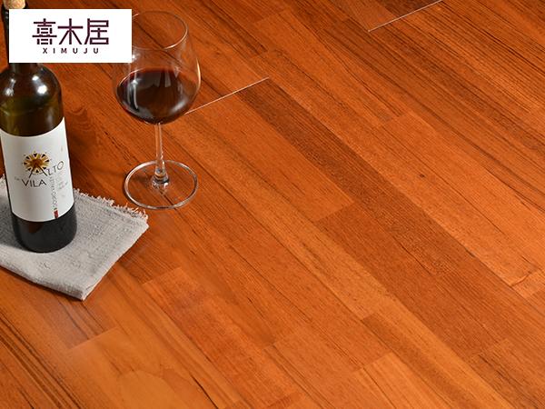 柚木多层复合地板品牌
