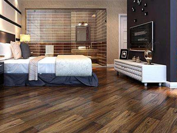 【上海】建工天峰公寓 自发热实木地板安装实景欣赏