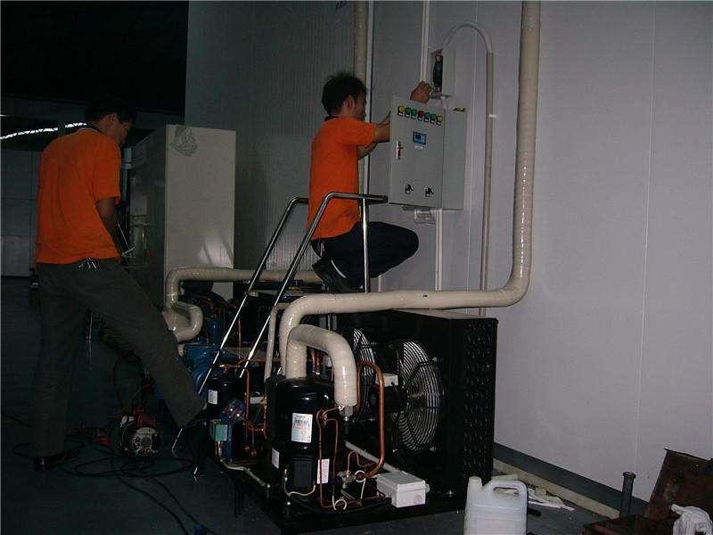 冷库水系统清洗