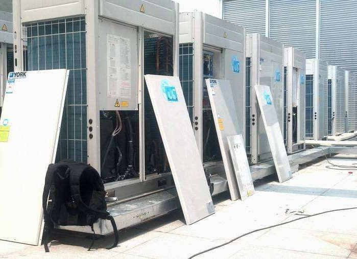 商场空调专业保养