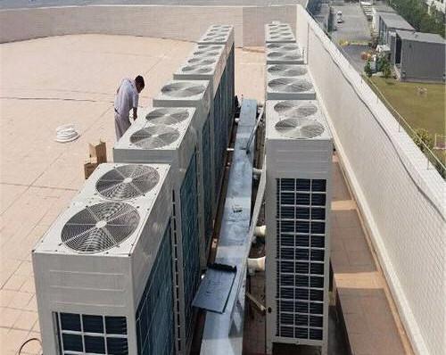 厂房大型中央空调安装
