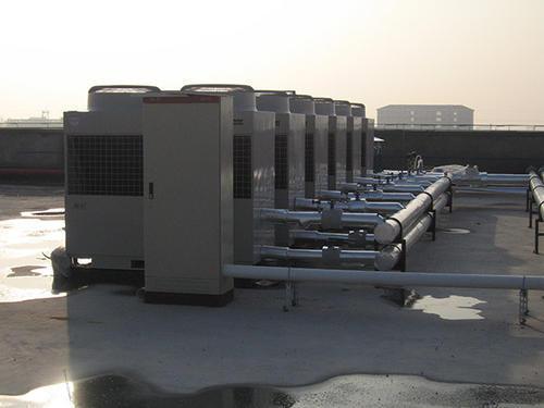 保鲜中央空调清洗