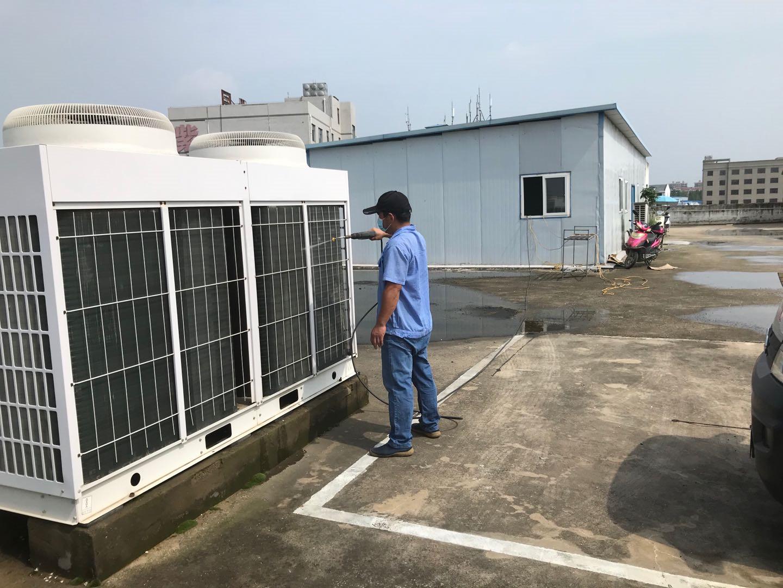 厂房空调清洗