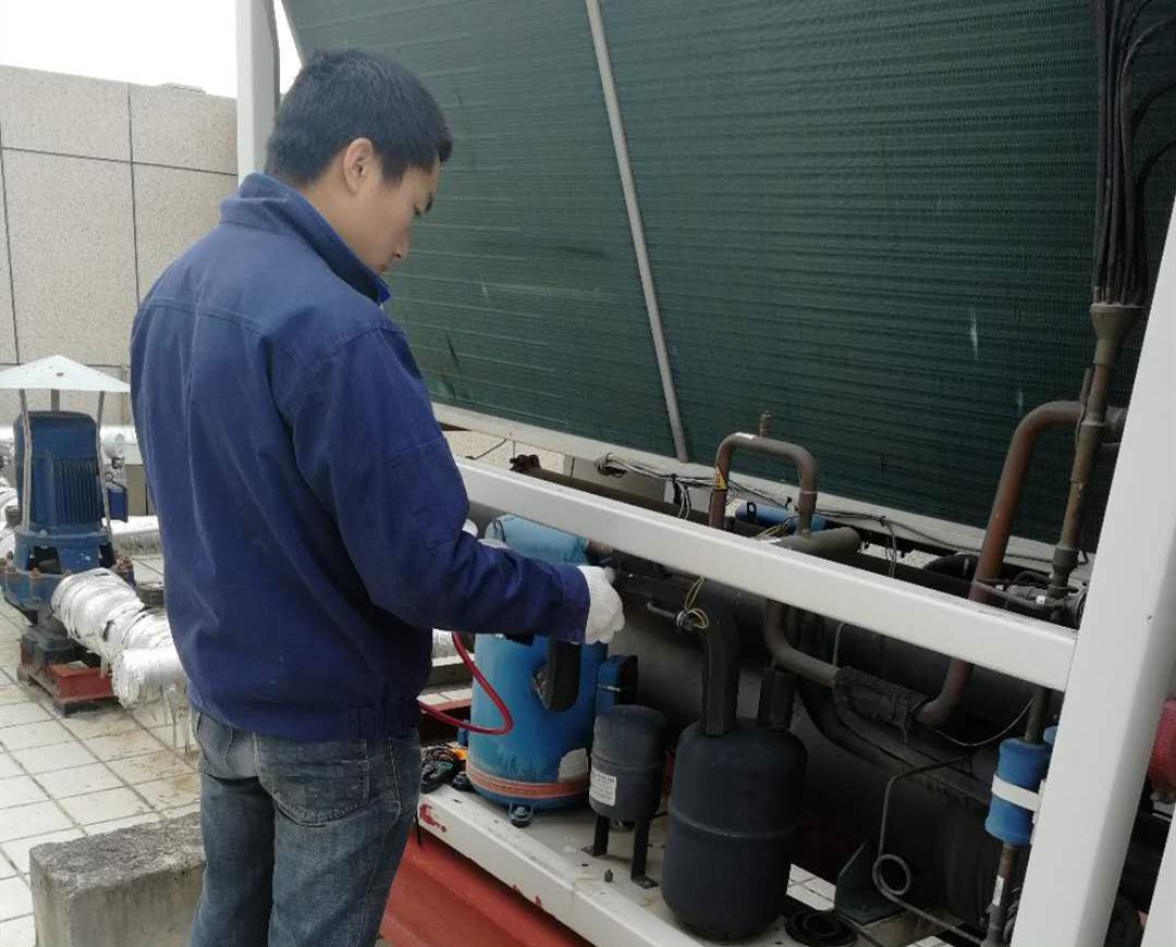 厂房大型中央空调维修