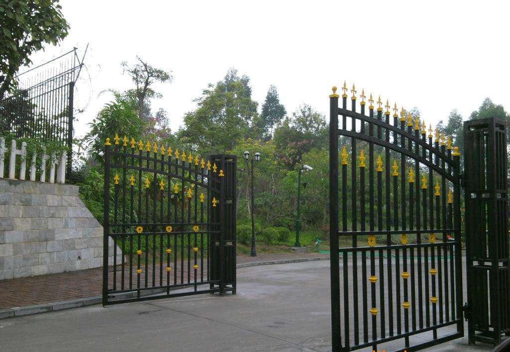鐵藝鐵大門