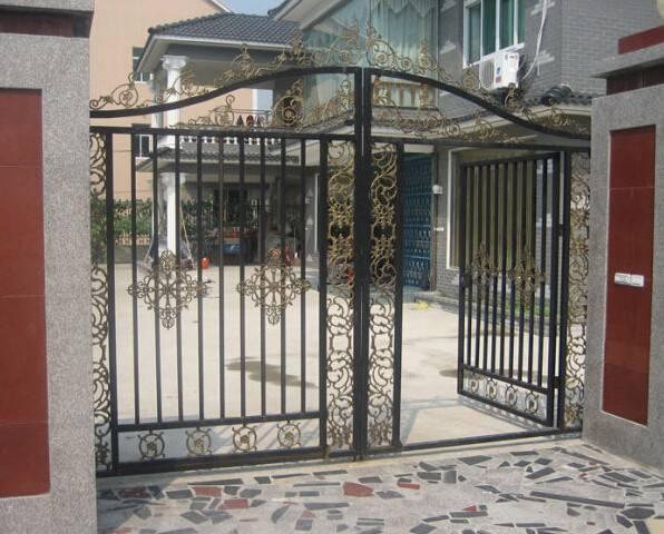 花園鐵藝大門