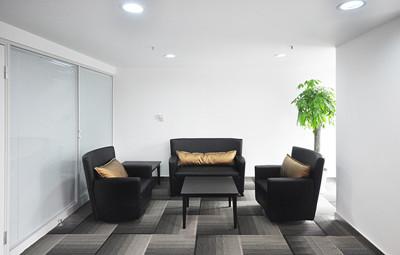 武汉办公室装修_传媒公司办公室的构建