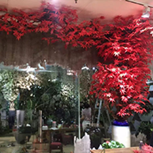 仿真植物墙的好处有哪些?
