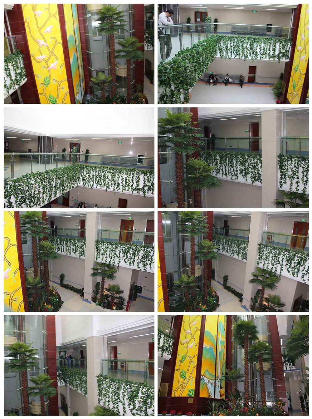 武汉仿真绿雕造型在不同环境下如何设计的来看看?