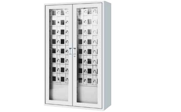 秀山48门手机充电柜