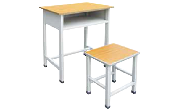 单人课桌凳