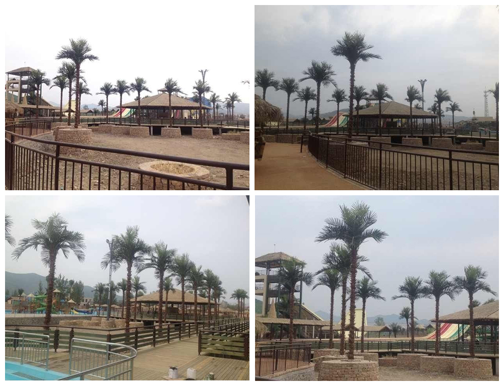 辽阳市大型水上乐园案例-海边