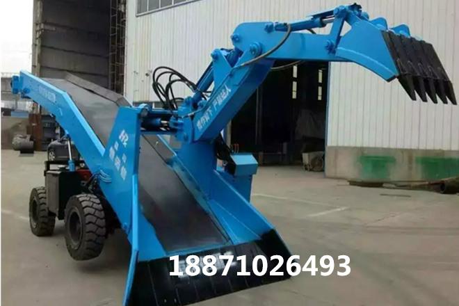 ZWY80 wheel belt slag machine