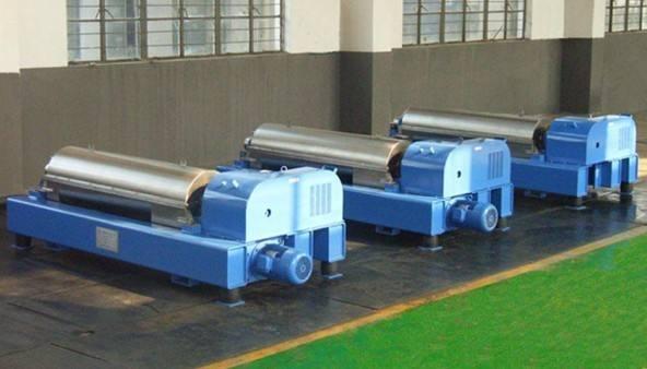 卧螺离心脱水机背驱动装置的负载性质--山东明秀环保工程生产厂家