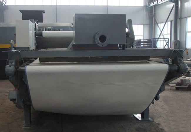 污泥脫水固結一體化處理設備