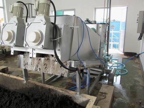 制革污泥脱水设备