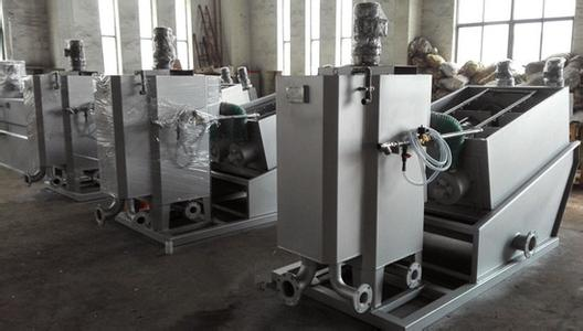 电渗法污泥脱水设备