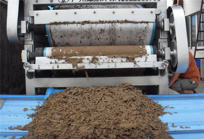 液压污泥脱水设备