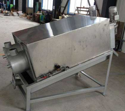 叠螺式污泥脱水机的日常检测观察