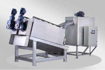 惠州污泥脱水机