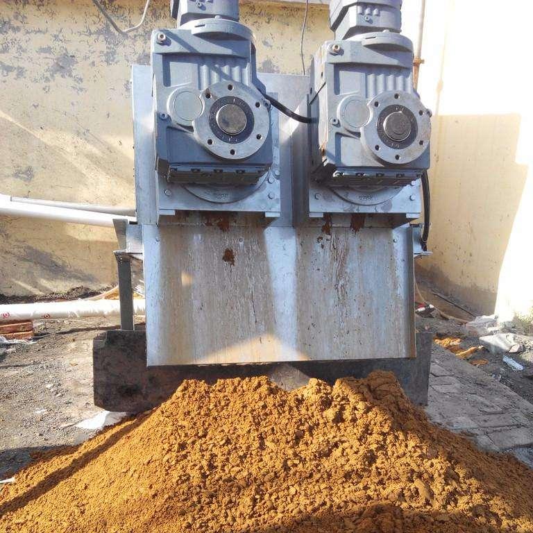 疊螺式污泥脫水機